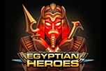 играть в игровой автомат Egyptian Heroes