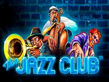 The Jazz Club от Playtech игровой аппарат онлайн со ставками на деньги