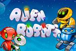 """""""Игровой автомат Игровой аппарат Alien Robots играть бесплатно"""""""