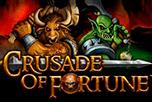 играть в игровой автомат Crusade of Fortune