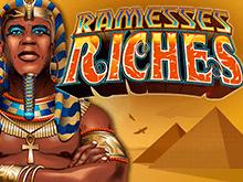Богатства Рамзесса – игровой слот в режиме онлайн